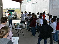 October 2007 Refugio County Earth Science Field Day
